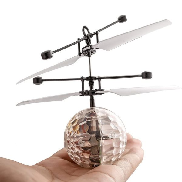 Remove term: Flying Helicopter Disco Ball Flying Helicopter Disco Ball