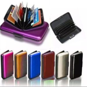 Buy Aluminium Credit Card Wallet in Pakistan