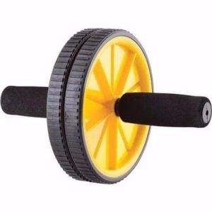 Ab Roller Wheel Tummy Trimmer