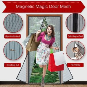 Buy Magic Mesh Curtain in Pakistan