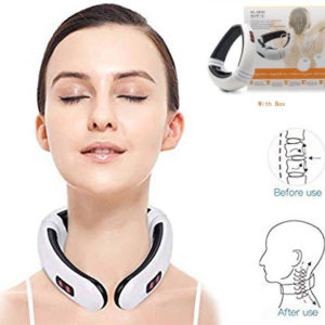Buy Electric Pulse Neck Massager KL-5830 in Pakistan
