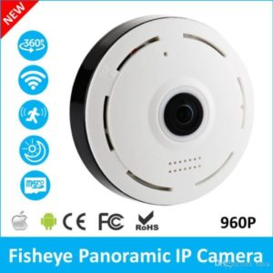 Fisheye Panaromic Smart WiFi Camera V380