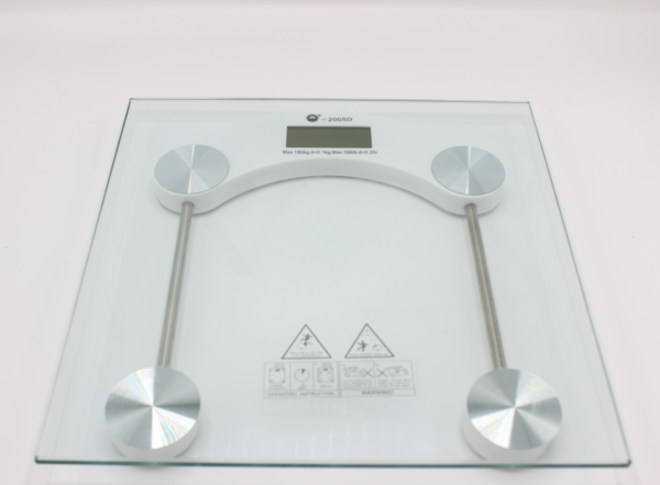 Buy Personal Digital Glass Weighing Scale Machine in Pakistan
