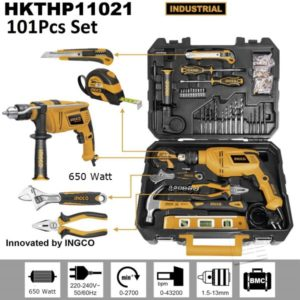 Impact Tool Kit 101 Pieces