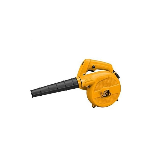 Top of the line Air Blower Machine Powered by a 400 Watt motor Features a no load speed up to 14,000 RPM Has a maximum blowing rate: 3.0m³/min Comes with the 1 piece of dust bag Portable Durable Reliable