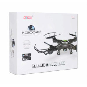 K300 WiFi Quadcopter with HD Camera
