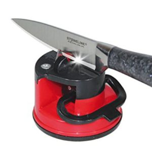 Buy Metal Body Knife Sharpener with Suction Pad in Pakistan