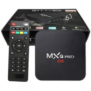 Android TV Box MXQ PRO 4K Quad Core