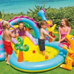 Intex Paddling Pool Play Center