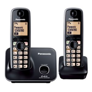 Buy Panasonic KX-TG3712BX Cordless Phone in Pakistan