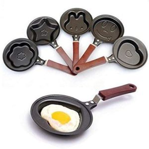 Buy Cute Cartoon Shape Mini Non Stick Frying Pan in Pakistan