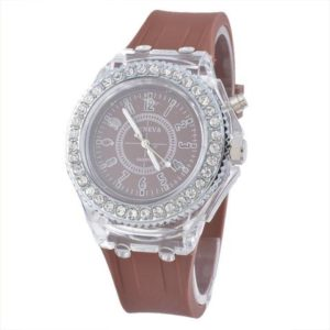 Buy Geneva Luminous LED Sport Watches Women in Pakistan