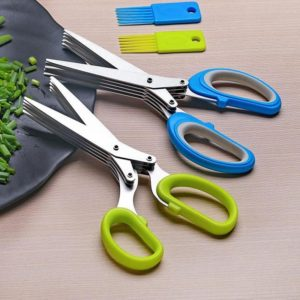 Buy 5 Layers Scissors Shredded Scallion Cut in Pakistan
