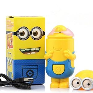 Buy Minions Rechargeable Portable Fan in Pakistan