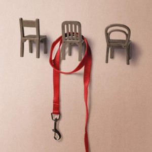 Buy Chair Shaped Wall Hooks in Pakistan
