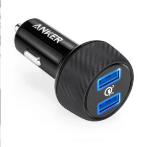 Buy Anker PowerDrive Speed 2 Quick Car Charger in Pakistan