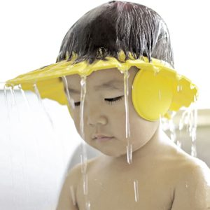 Buy Baby Shower Cap with Ear Protector in Pakistan
