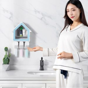 Buy House Shaped Toothbrush Holder in Pakistan