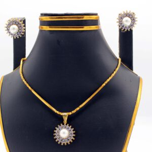 Buy Fancy Necklace with Earrings for Women in Pakistan