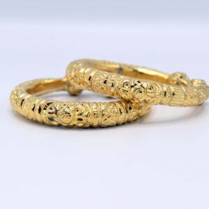Buy Gold Design Bangle for Women in Pakistan