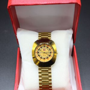 Buy Rado Diastar Gold Tone Dial Gold Tone Stainless Steel in Pakistan