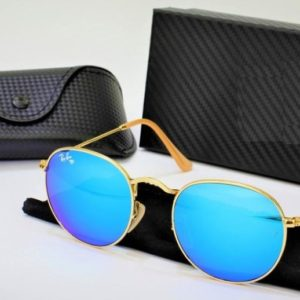 Buy Aqua Blue Glass lens With Branded Box in Pakistan