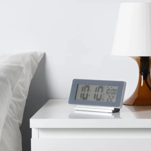 Buy Table Clock Thermometer Alarm in Pakistan