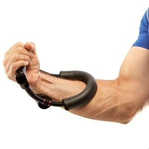Buy Wrist Training Apparatus Spring Gripper in Pakistan