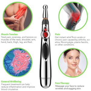 Buy Acupen Electric Acupuncture Massage Pen in Pakistan
