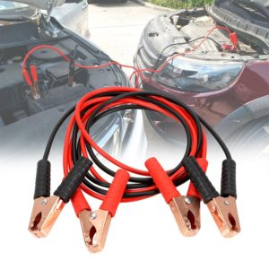 Buy Heavy Duty 500AMP 2Meter Car Battery Jump Leads Cables in Pakistan