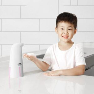 Buy Infrared Sensor Hand Wash Foam Soap Dispenser in Pakistan
