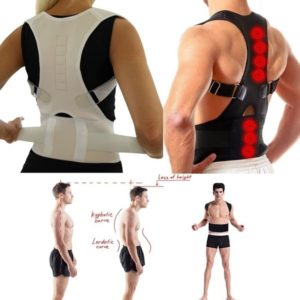 Buy Magnetic Posture Corrector Belt Braces Support Body in Pakistan