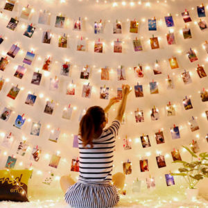 Buy Photo Clips LED Fairy Lights in Pakistan